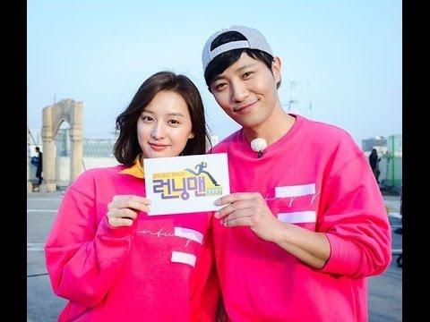 Kim ji won - charming dance - love shot - running man ep 297 cut