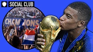 2018 WORLD CUP REVIEW: DID FRANCE DESERVE TO WIN? | SOCIAL CLUB