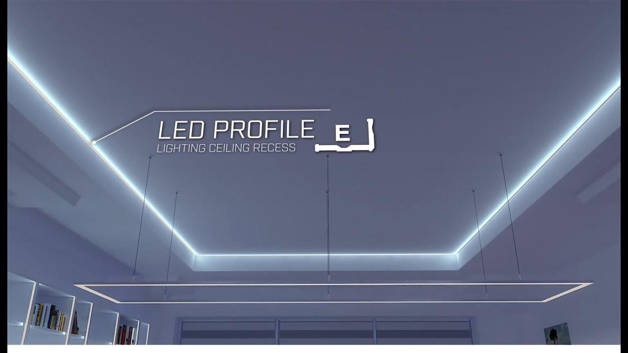Profile E Lumines Led Lights