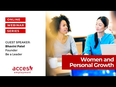 Women and Personal Growth
