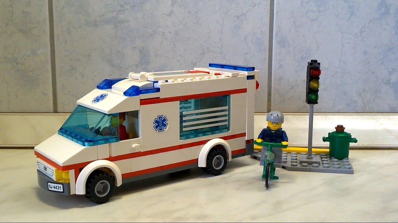 krankenwagen lego