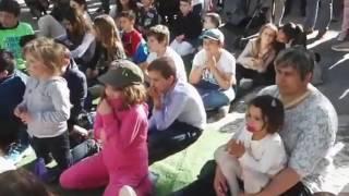 Cervia - Spettacolo con Milano Marittima