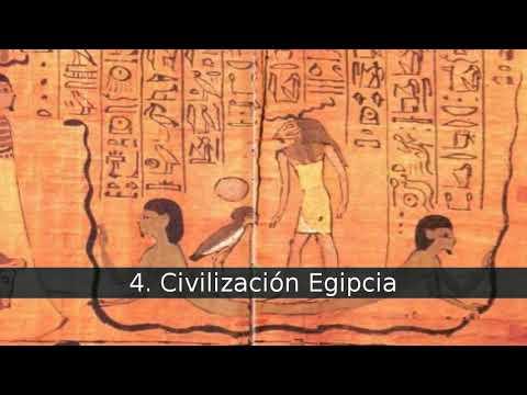 Las mejores civilizaciones antiguas