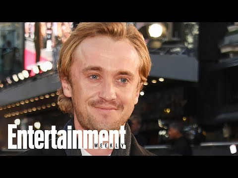 'The Flash': Tom Felton Will Not Be Returning As Series Regular | News Flash | Entertainment Weekly