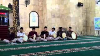 Habsyi Rohis Jadid Al-Lail Maulid Nabi SMA N 1 Tenggarong