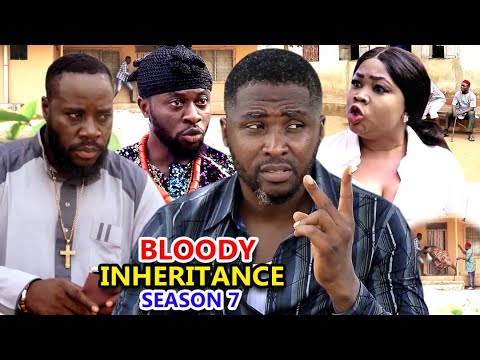 Download BLOODY INHERITANCE SEASON 7&8 FINALE - (Trending New Movie HD) 2021 Latest Nigerian Nollywood Movie