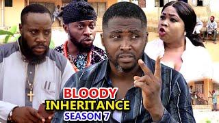 BLOODY INHERITANCE SEASON 7&8 FINALE - (Trending New Movie HD) 2021 Latest Nigerian Nollywood Mo