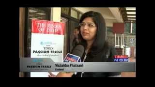 Times Passion Creative Writing Trail - Part 1