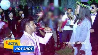 Eksklusif, Ammar Zoni Melamar Irish Bella di Lokasi Shooting - Hot Shot MP3