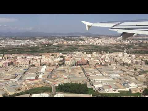 SWISS International Airlines Flight Valencia to Zurich