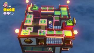 Captain Toad: Treasure Tracker ~ Episode 3 - Level 24: Trick-Track Hall