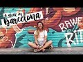 HOW TO SPEND A LONG WEEKEND IN BARCELONA   BARCELONA VLOG   CopperGardenx