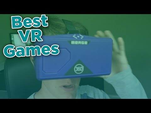 Best VR Games - Best Virtual Reality Games For IOS