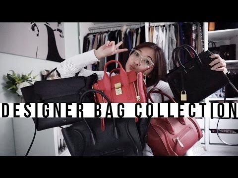 Designer Bag Collection | CELINE, YSL, CHANEL, PHILLIP LIM, PRADA, LOUIS VUITTON