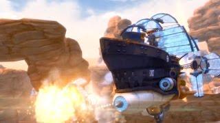 Пираты: Штурм небес — Мочилово в небе и безумие! (60 FPS)