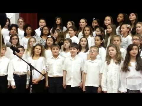 Brooklake Elementary School winter concert