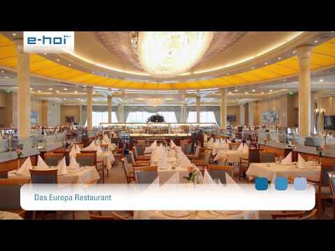 MS EUROPA - Reisen Sie auf der schönsten Yacht der Welt!