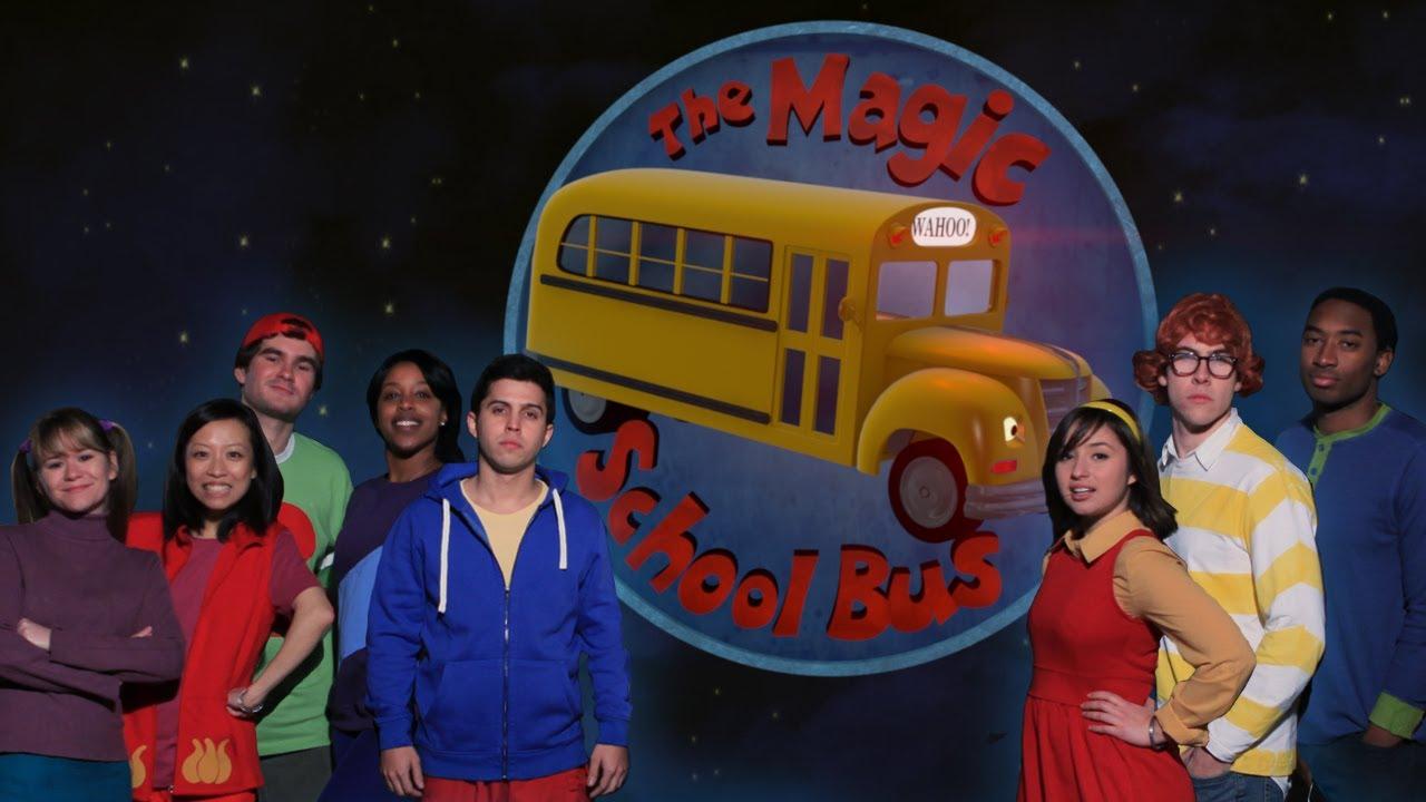 The Magic School Bus: The Movie Trailer (Fan-Made Parody) - YouTube