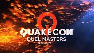 Quake Live QuakeCon 2015 Duel Grand Final - Rapha vs. Evil