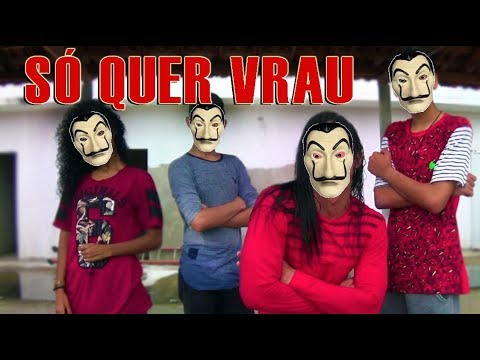 Só Quer Vrau - Mc MM | (La Casa de Papel) Coreografia Cia Irtylo Santos