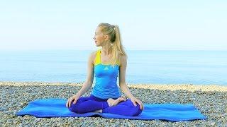 Разминка всего тела / Суставная гимнастика. Перед тренировкой/йогой или просто в начале дня