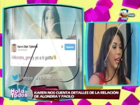 ¿Paolo Guerrero es extremadamente celoso con Alondra García-Miró?
