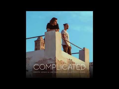 Dimitri Vegas & Like Mike vs David Guetta feat. Kiiara - Complicated - 1 Hour Tracks