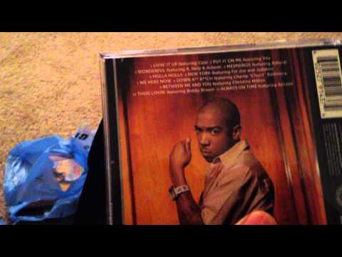 CD Opening: Ja Rule- ICON