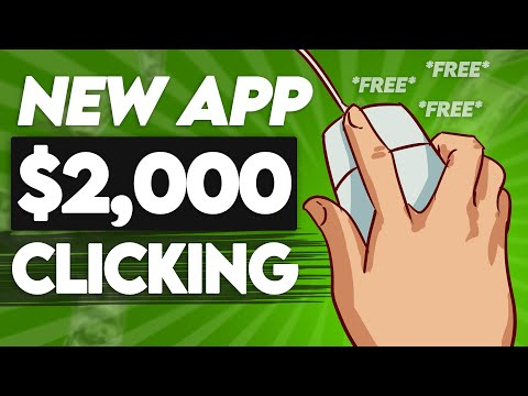 Get Paid Per Click For FREE ($2,000) | Make Money Online
