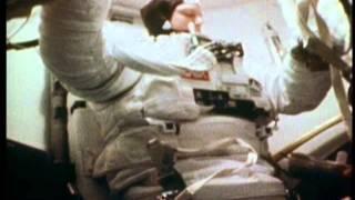 Space Shuttle Flight 11 (STS-41C) Post Flight Presentation