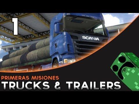Trucks & Trailers - Español - Primeras Misiones