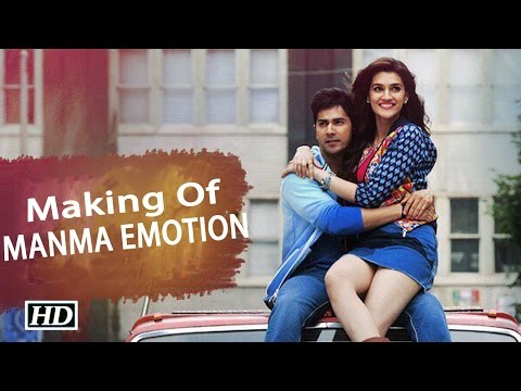 Making Of The Song – Manma Emotion – Dilwale