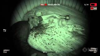 5 Minutes of Outlast 2's Gorgeous, Terrifying Gameplay