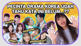 10 KALIMAT PALING TOP DARI DRAMA KOREA!!! || Bahasa Korea dengan Borassaem