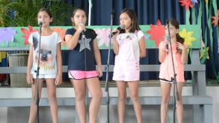 Video Locked Away cover by 4A - Parent's Day Concert 2016 download MP3, 3GP, MP4, WEBM, AVI, FLV Agustus 2017