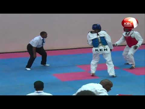 National Taekwondo trials commence in Nairobi