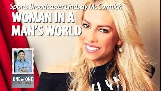 Woman in a Man's World - Lindsay McCormick One-on-one with Corey Jenkins