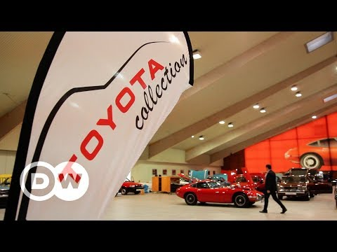 A New Toyota Museum in Cologne | DW English