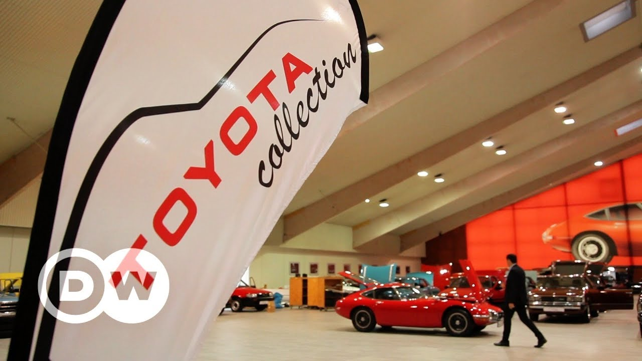 A New Toyota Museum in Cologne   DW English