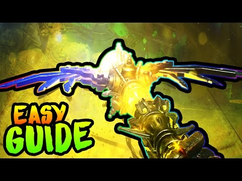 ORIGINS ULTIMATE WIND STAFF BUILD & UPGRADE GUIDE! BO3 Zombies Chronicles BOREAS FURY Easter Egg