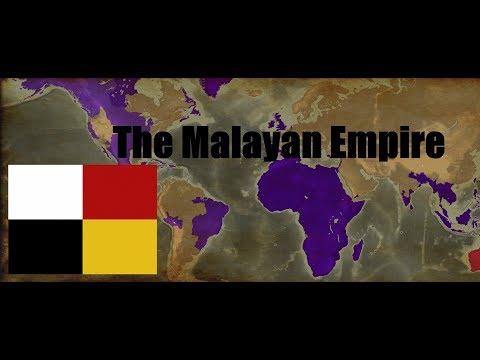 EU4 - Timelapse - Malaya