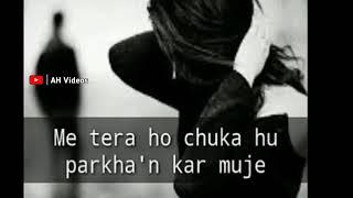 Heart touching Urdu poetry WhatsApp status sad shayari Urdu shayari
