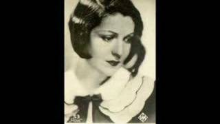 Käthe von Nagy - Quand je sors du ciné (franz. Versin . Wenn ich sonntags in mein Kino geh)