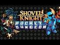 Shovel Knight Pocket Dungeon تصدر نهايات العام الحالي