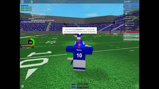 5 TIPS ON COME ESSERE UN BUON QB PER FOOTBALL ROBLOX!!