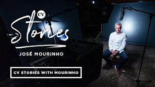 José Mourinho | Talking Porto, Chelsea, Inter and his future management plans | CV Stories