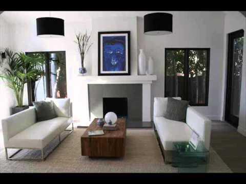 ruang tamu minimalis sederhana youtube