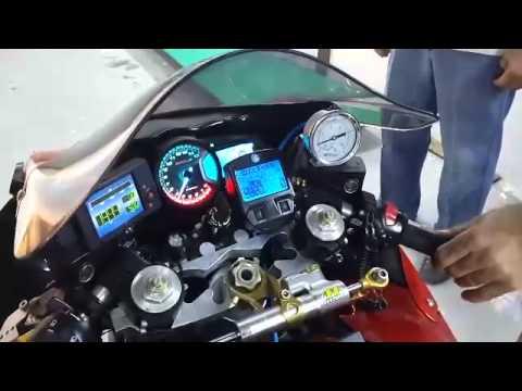 Suzuki Hayabusa Turbo 750 HP