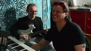 "HOUSE MUSIC LIVE PERFORMANCE ""Razor Life"" w/ Filippo Castellazzi on guitar @ascensionmusicexperience"