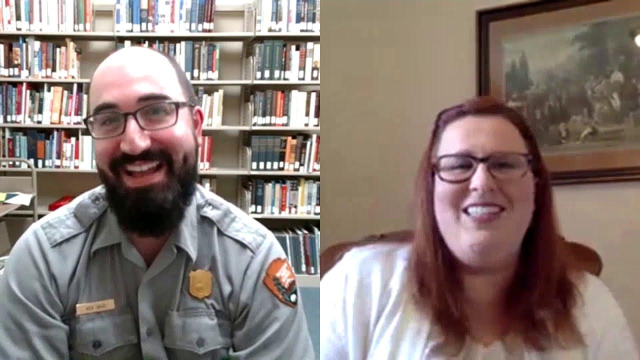 U S  Grant History Chat, Episode 9: Amy Laurel Fluker (Audio Described)